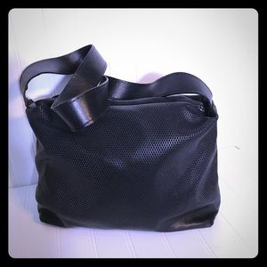 Francesco Biasia Italian Leather Shoulder Bag